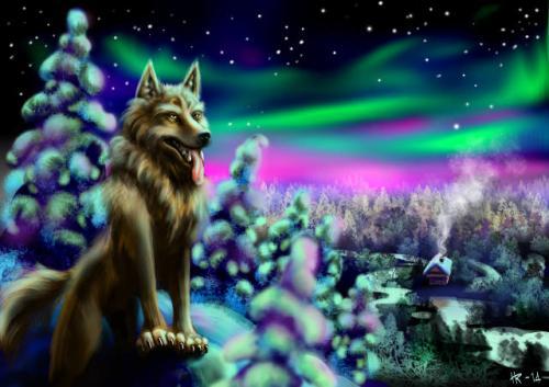 wolfcard